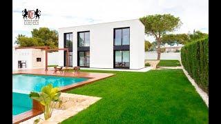 Modern house. Los Balcones - Los Altos (Alicante), Spain