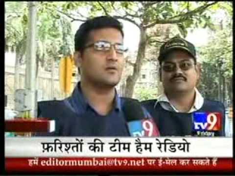 Ankur Puranik  TV9 HAM RADIO