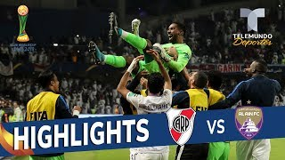 River Plate vs. Al Ain FC: 4-5 Goals & Highlights | Mundial de Clubes | Telemundo Deportes