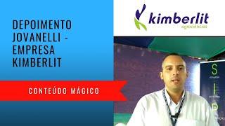 Depoimento Jovanelli - Kimberllit - Conteúdo Mágico