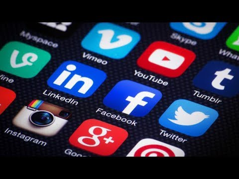 Top 10 Most Popular Social Networking Sites and Apps 2018