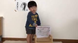 ざずぃがだいすきな3歳ふーちゃんの完コピシリーズです。