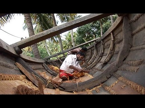 The Sewn Boats of Kerala