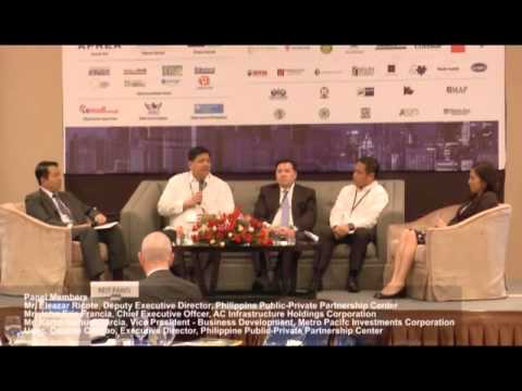 4th Asia Pacific Real Estate Investment Summit Philippines 2015