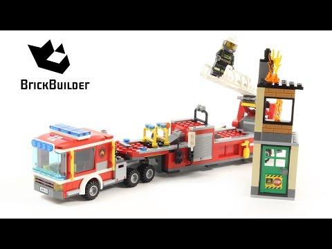 Brick Builder Lego City