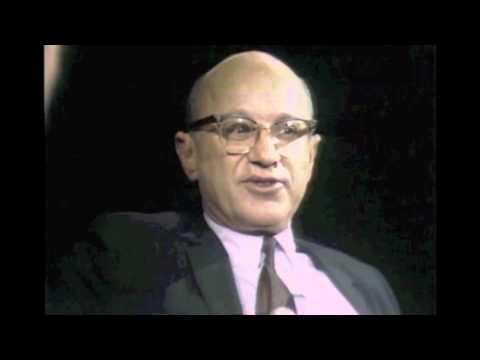 Milton Friedman - The Negative Income Tax