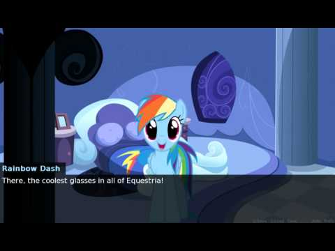 Lets Play My Little Pony: Super Ethical Shipping Climax part 2