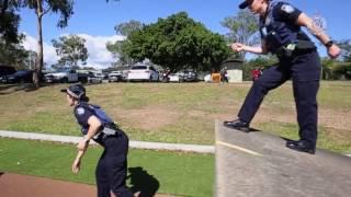 Queensland Police Service Mannequin Challenge