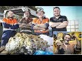 Biggest gold nugget EVER found: Miners unearth £2m 14-stone piece - Daily News
