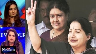 "Chinnamma ""The New Amma"" - Election Just A Formality?: The Newshour Debate (29th Dec)"