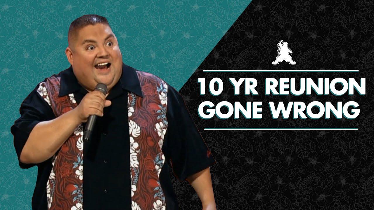10 YR Reunion Gone Wrong | Gabriel Iglesias