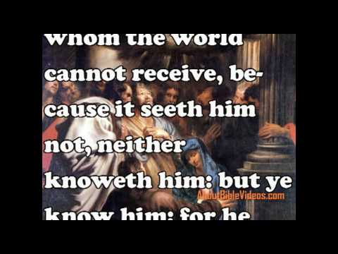 John 14 Jesus Teaches About the Holy Ghost
