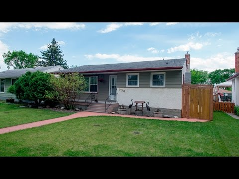 House for Sale | 530 Perth Ave | Winnipeg MB