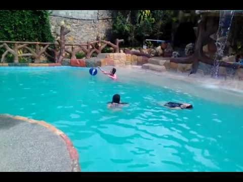 Swimming Liloan Mountain Resort Youtube