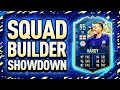 Fifa 20 Squad Builder Showdown Lockdown Edition!!! TEAM OF THE SEASON JAMIE VARDY VS AJ3!!
