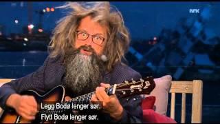 Bare Egil Band - Flytt Bodø lenger sør, live med Dan Børge