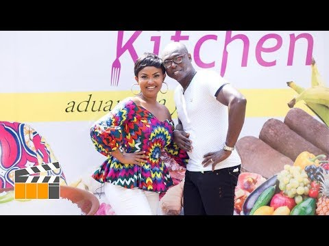 Mcbrown's Kitchen SE1 EP5 WITH SP Kofi Sarpong