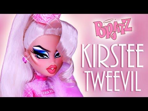 Custom Kirstee Doll 👑 [ BRATZ TWEEVILS OOAK ]