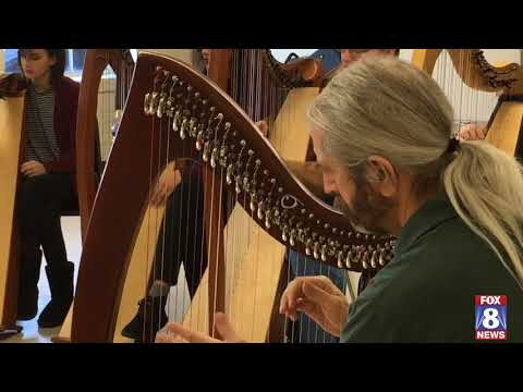 Harp program at Penn-Griffin School