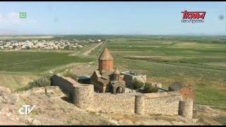 Podróż apostolska Ojca św. Franciszka do Armenii: Modlitwa w klasztorze Chor Wirap w Lusarat