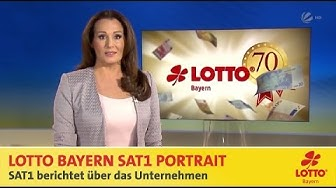 LOTTO Bayern SAT1 Portrait