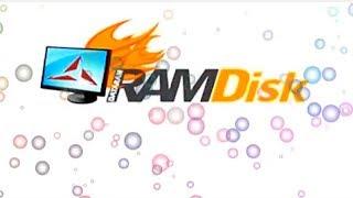 CREAR UN DISCO RAM PARA AUMENTAR EL RENDIMIENTO EN MI PC Link De De...