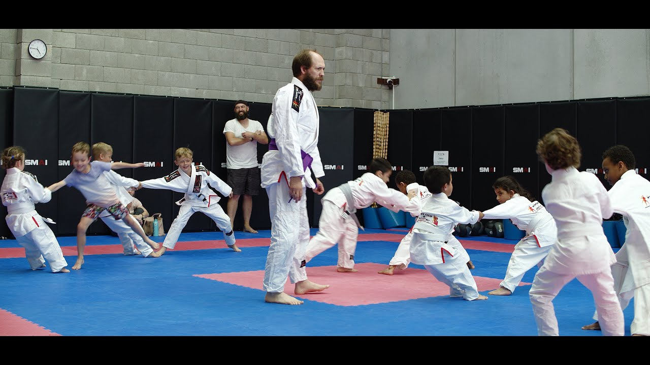 Wing Chun & Jiu-Jitsu Melbourne