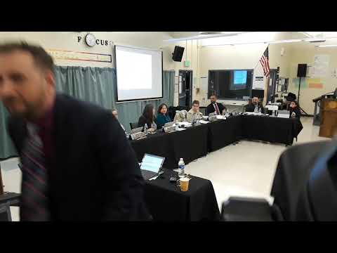 AUSD Board Meeting 2019/02/19