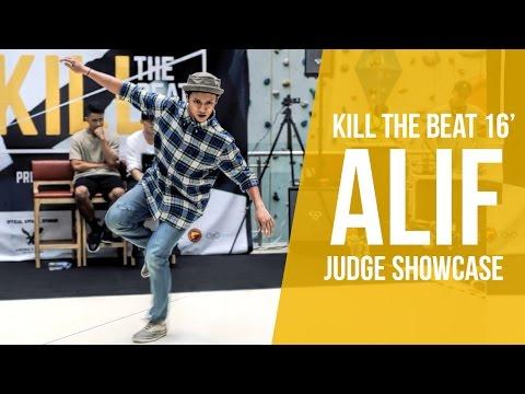 Alif Aircho | Judge Showcase | Kill The Beat 2016 | RPProductions