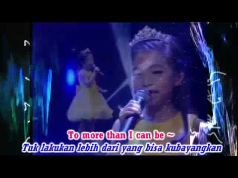lagu Raise Me Up lirik inggris- indo