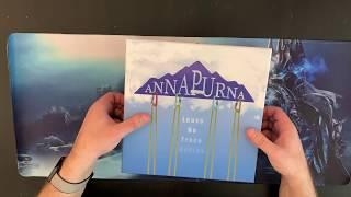 Annapurna Board Game Unboxing - 4k
