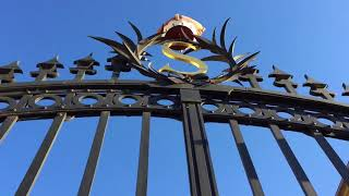 Old World Castle Gates | Mulholland Security Los Angeles 1.800.562.5770