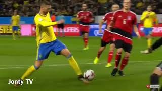 Highlights Sweden v Luxembourg 8-0