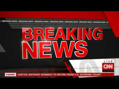 "CNN International HD ""Breaking News"" Intro"