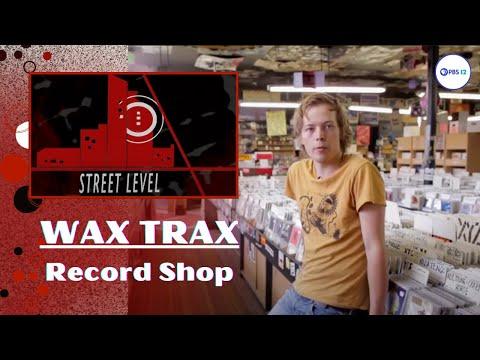 Street Level: 13th Avenue - Wax Trax Records