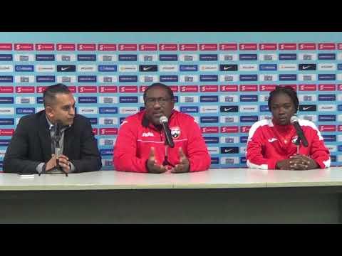 Concacaf Pre-Game Press Conference - Trinidad and Tobago