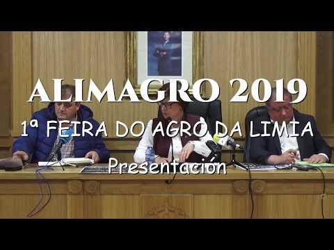 Presentación  ALIMAGRO 2019