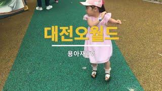 [용아재멋허요]대전오월드#2 동물원 파충류, 뱀, 악어…