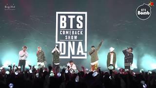 [BANGTAN BOMB] Behind the stage of 'MIC Drop' @BTS DNA COMEBACK SHOW - BTS (방탄소년단)