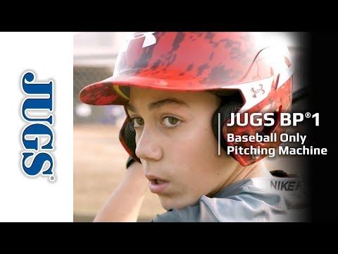 BP1 Baseball Only Pitching Machine  | JUGS Sports
