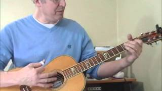 Lightning Hopkins Guitar Lesson   Baby,Please Don