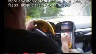 Test drive: Gemballa Mirage GT (Porsche Carrera GT)