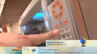 Як стерилізувати банки в мікрохвильовці