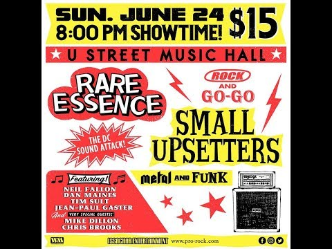 DC Go-Go 6/24/18