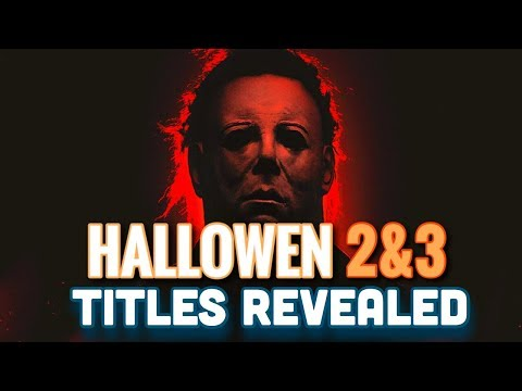 Theresa - Two 'Halloween' Sequels Confirmed for 2020 and 2021