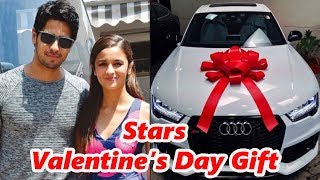 6 Most Expensive Valentine Gifts in Bollywood You won't believe