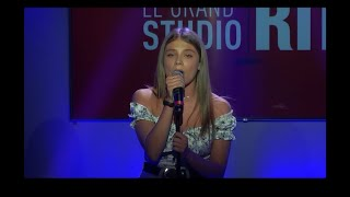 Maëlle - Toutes les Machines ont un Cœur (Live) - Le Grand Studio RTL