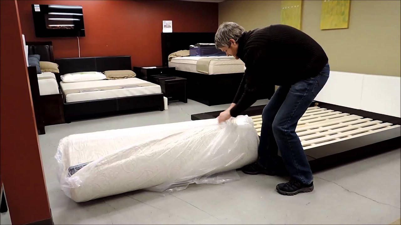 Unng Your Rest Therapy Memory Foam Mattress