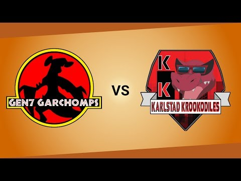 ABA S3 W1 Gen7 Garchomps vs Karlstad Krookodiles Team Builder