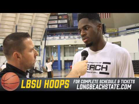 LBSU Basketball: David Samuels Interview
